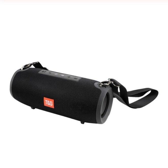 TG118 tissu art extérieur grand haut-parleur Bluetooth haut-parleur étanche stéréo caissons de basses Soundbox. Gros tambours de guerre haut-parleur Bluetooth