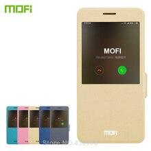 Для xaomi Redmi Note 4x Дело MOFI Высокое качество Флип кожаный чехол подставка для xaomi Redmi Note 4x чехол телефона