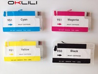 ORIGINAL CN049A CN050A CN051A CN052A 950 951 Ink Setup Cartridge For HP 8100 8600 Plus 8610