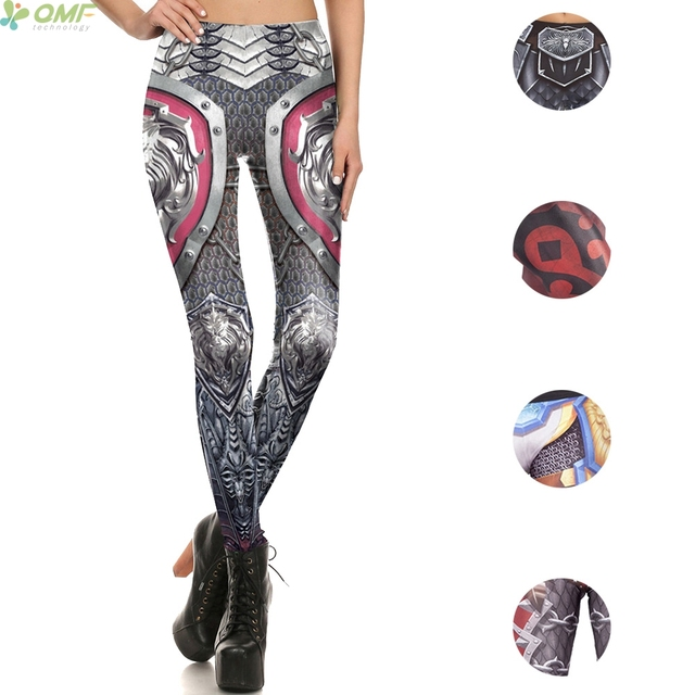 3d estampado The WOW Alliance Leggings Cosplay Punk mujer Halloween  pantalones la horda moda mujer lápiz 289dea28721