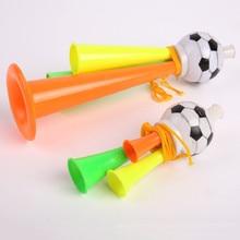 Football fans cheer horn World Cup speakers Sport Fans Horns football horn Cheerleading loudspeaker for S size 13cm
