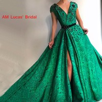 Glitter Saudi Arabic Prom Party Gowns Mother Of The Bride Dresse Plus Size Evening Party Gowns Bride Mother Dress LU6985