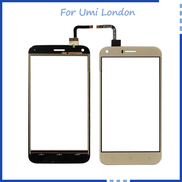 For Umi London touch screen digitizer front glass touchscreen replacement touchpad sensor cellphone touch panel free shipping