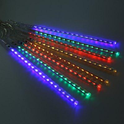 30CM LED Waterproof Meteor Shower String Light Rain Tube Decorative Hanging Light