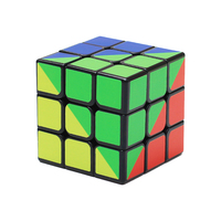 10 PCS/Lot Color Random Delivery Cube Stand Top Quality Speed Magic SpeedCube Plastic Cube Base Holder Educational Learning Toys