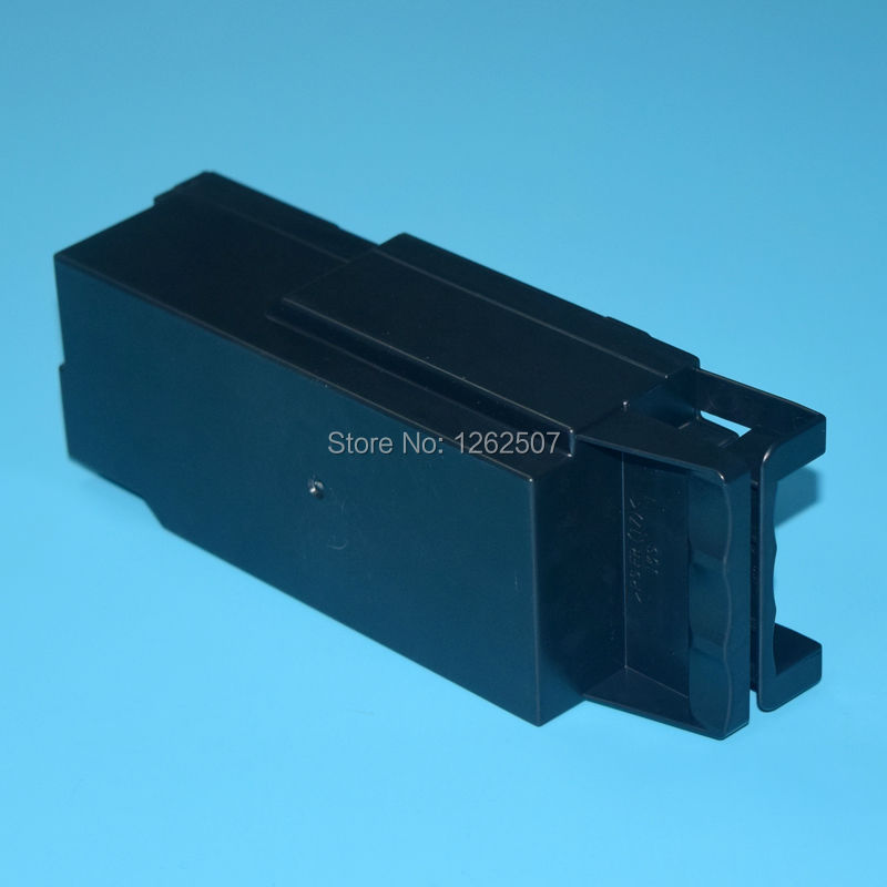 1 PC Maintenance BOX Tank For Ricoh GC41 Waste Ink Cartridge Tank For Ricoh SG3100 SG3110 SG2100 SG2010L SG3110dnw Printer 1 pc waste ink tank for epson sure color t3070 t5070 t7070 t5000 t3000 printer maintenance tank box