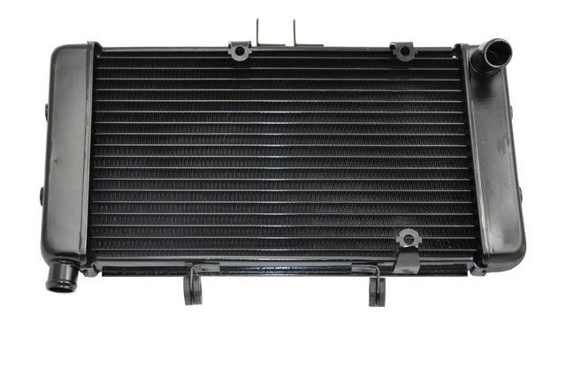 Мотоцикл Алюминиевый Радиатор Для SUZUKI GSF400 GK75A 75A 1991-1994 GSF 400 91 92 93 94