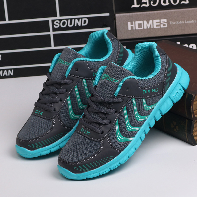 Women Sneakses Shoes Mesh Breathable Sneakers For Women Tenis Feminino Female Shoes Woman Flats Shoes White Zapatillas Mujer