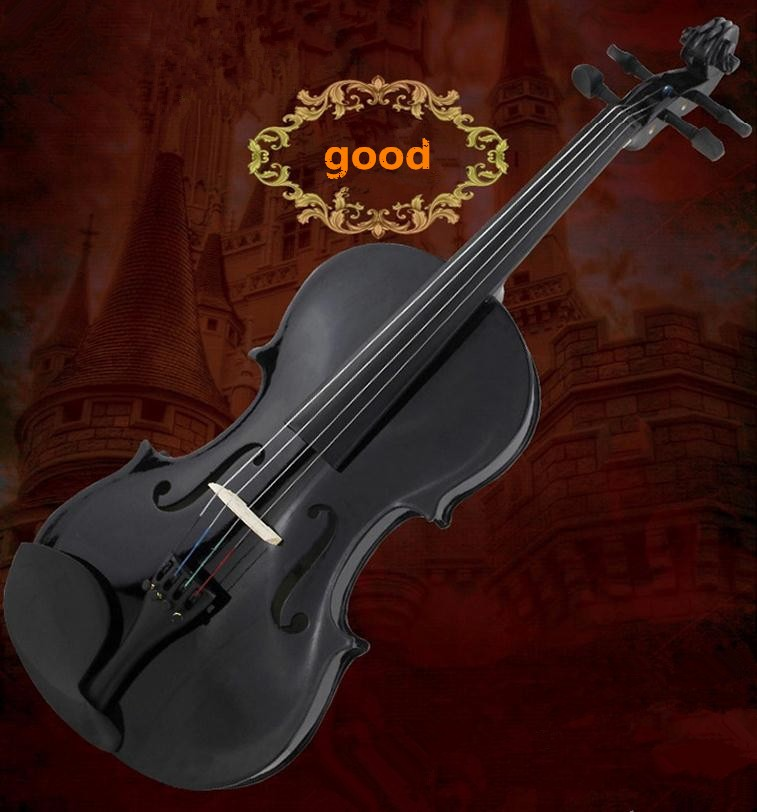 NEW violin 1/8 1/4 1/2 3/4 4/4 violin handcraft violino Musical Instruments with violin rosin case 1 4