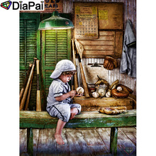 DIAPAI 5D DIY Diamond Painting 100% Full Square/Round Drill Child oil painting Embroidery Cross Stitch 3D Decor A21451