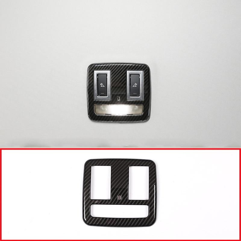 Rear Reading Light Lamp Cover Trim For Jaguar XF X260 16-17 2* Interior Front