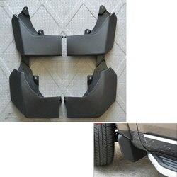 4 sztuk/zestaw Mud flap Splash Guards błotniki błotniki Protector dla LR4 Discovery 4 2014 Car Styling akcesoria samochodowe