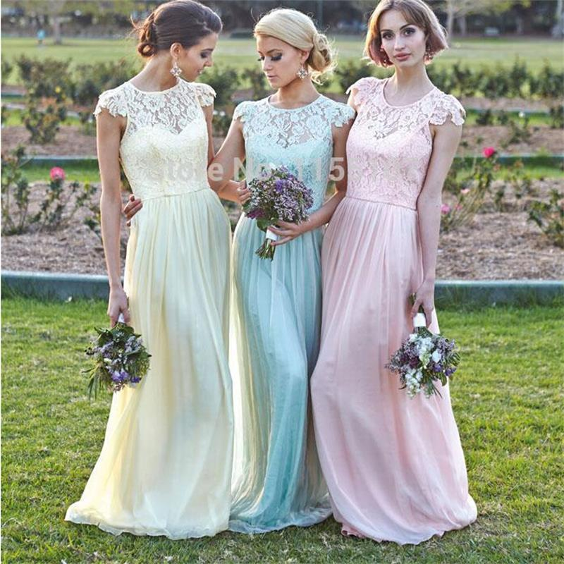 Beautiful Bridesmaid Dresses - Ocodea.com