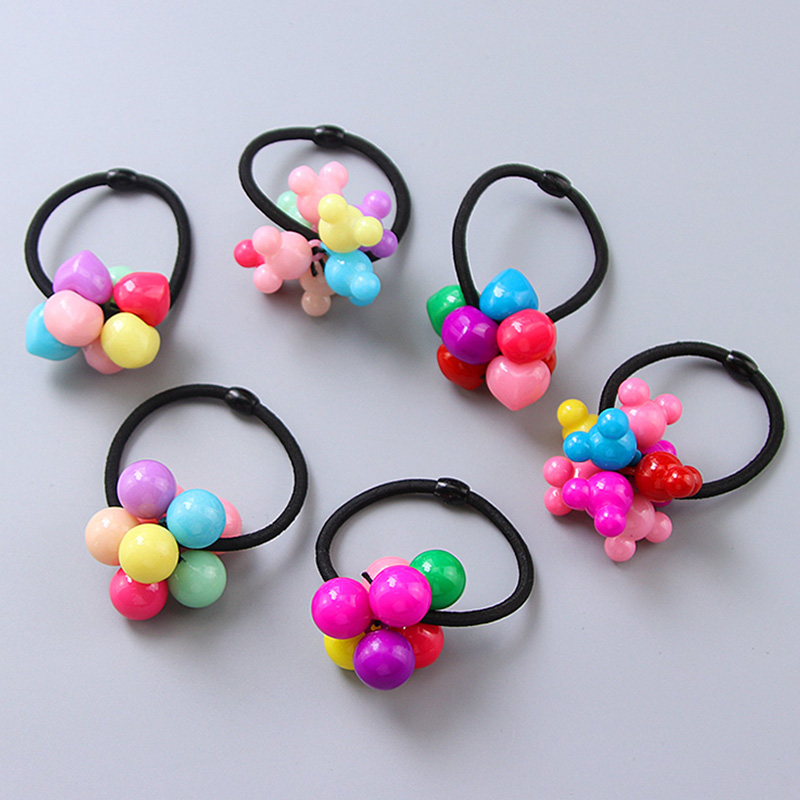 oem bands detail product silicone buy colorful popular hair