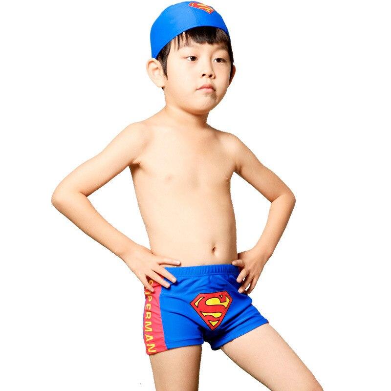 costume da bagno superman