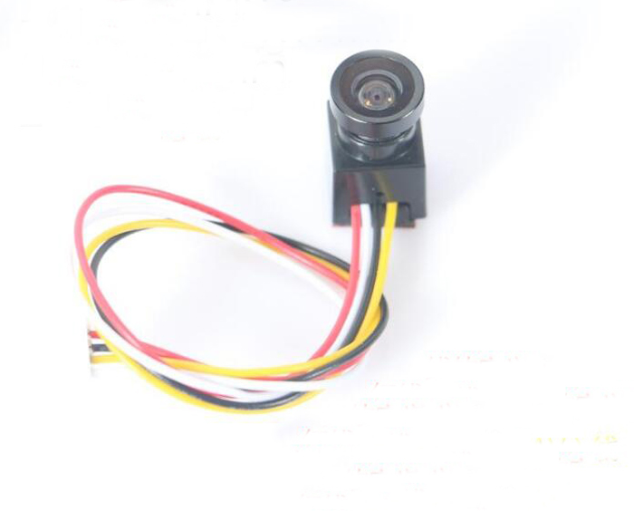 FPV 800TVL Lens 140 degrees wide angle PAL miniature camera for FPV quadcopter multicopter font b