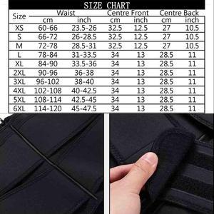 Image 5 - Lover Beauty 100% Latex Waist Cincher Corset Underbust High Compression Plus Size Belt Girdle Double Control Slimming Abdominal