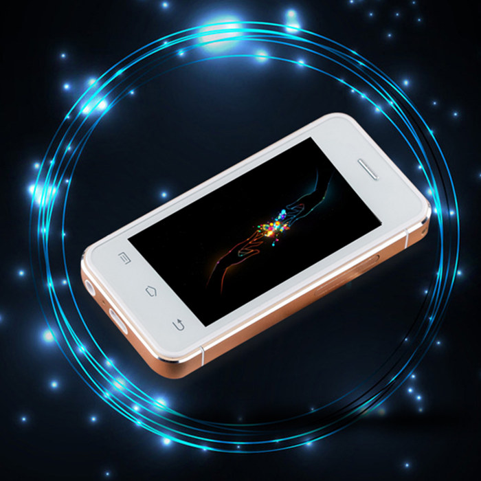 original Melrose S8 android 4 4 3G gsm 2 4 smartphone touch phones smartphones mobile
