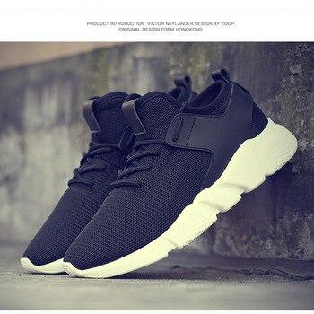 Men Vulcanize Shoes Breathable Mesh Men Shoes Hot Men Sneakers Male Shoes Adult Footwear Walking Shoes Unisex Fashion Sneakers zapatillas de moda 2019 hombre