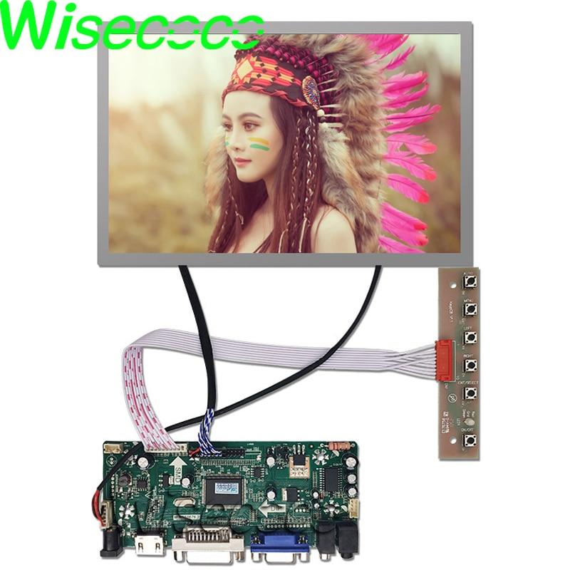 "DVI VGA HDMI LCD Controller Board avec 12.1/"" AA121TD02 1280x800 écran LCD"