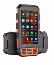 High Quality Outdoor Waterproof Rugged IP65 Mobile Handheld Courier PDA Data Collector Android 1D 2D QR
