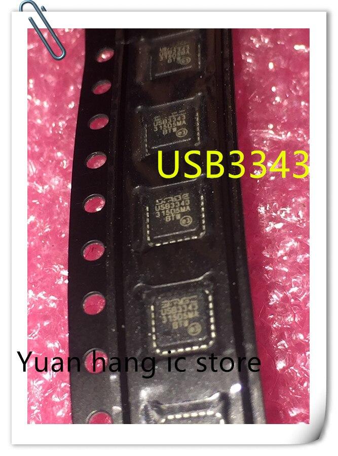 1pcs/lot USB3343 USB3343-CP QFN NEW
