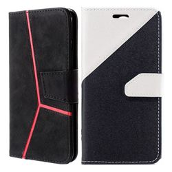 Simple Business Phone Bags sFor apple iPhone X XS For Case iPhone 6 6S 7 8 Plus Hit Color Book Cover PU Leather Flip Fundas E09Z 1