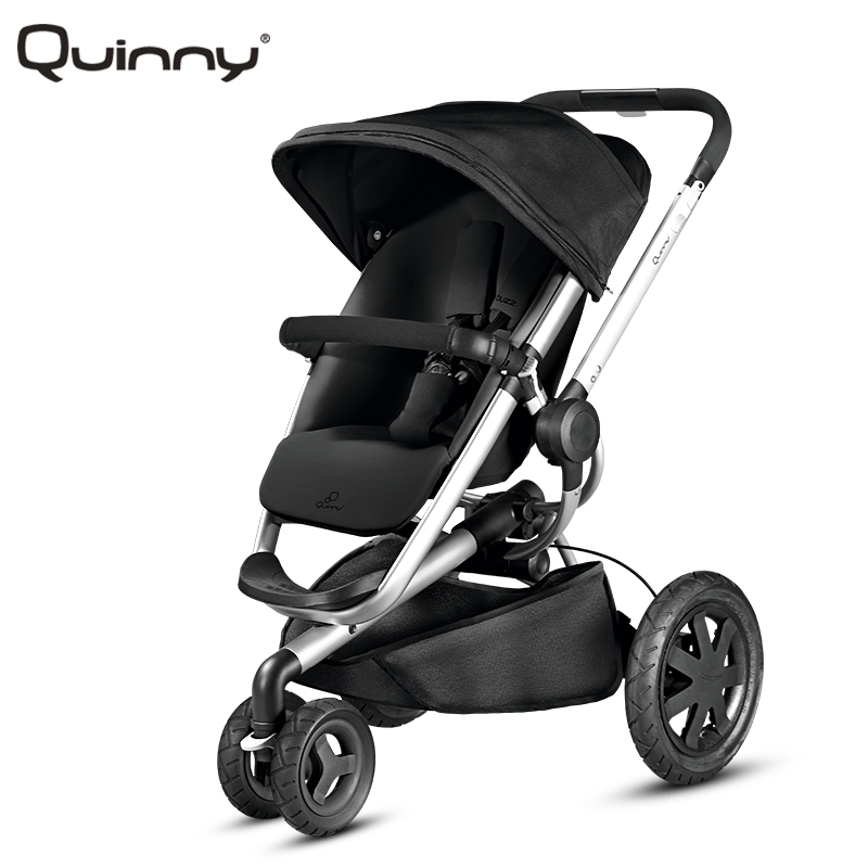 Quinny Buzz Xtra Stroller Can Be Seated and  Lying with High Landscape Folding Two-way прогулочные коляски quinny yezz