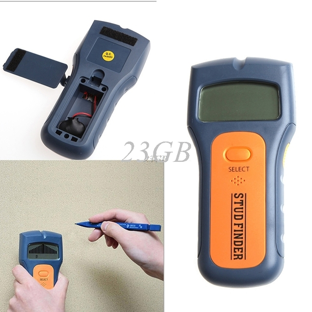 2017 Multi Stud Scanner Live Wire Cable Wood Metal Wall Detector ...