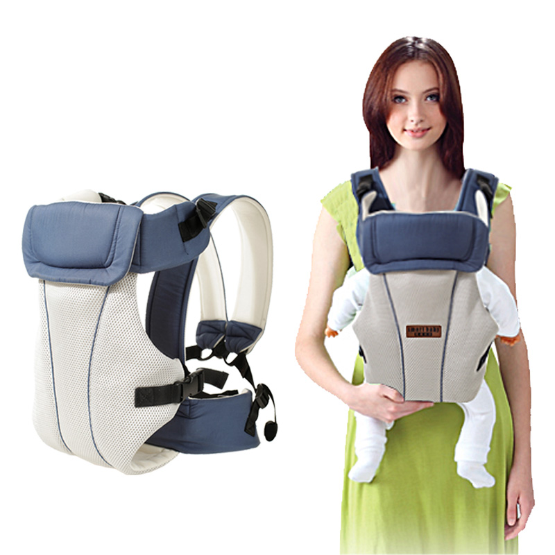 Multifunctional Front Facing Baby Carrier Infant Sling Backpack Pouch Wrap For 0-30 Months Babies Children Kangaroo 2016 hot portable baby carrier re hold infant backpack kangaroo toddler sling mochila portabebe baby suspenders for newborn