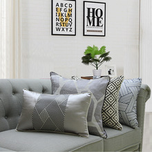 Sofa cushion cover living room furniture store hug pillowcas