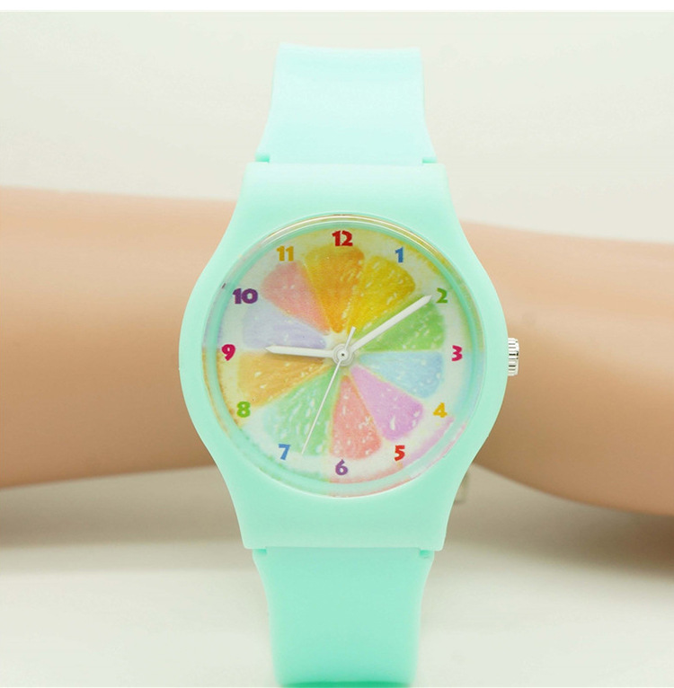 Supply Waterproof Kid Watches Children Silicone Wristwatches Horse Brand Quartz Wrist Watch Fashion Casual Relogio Watch Children's Watches