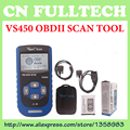 High Quality VS450 VAG CAN OBDII SCAN TOOL Code Scanner Free Shipping