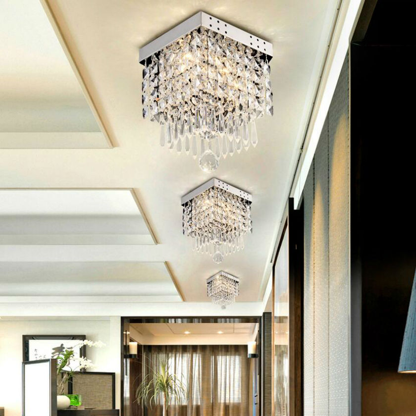 High Quality crystal chandelier ceiling
