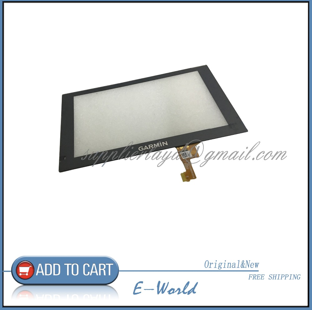 For 6inch Garmin DriveSmart 60LMT-D touch screen glass free shipping zhiyusun new touch screen 364mm 216mm 15 6inch glass 364 216 for table and computer commercial use