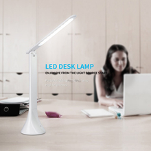 цена на LED COB Desk Lamp Portable Eye-care 3-level Dimmer Suitable for Reading Night Light Touch-sensitive  Built-in Rechargeable