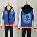 Yuri on Ice Yuri Plisetsky Cosplay Coat Yuri!!! on Ice Jacket Costume