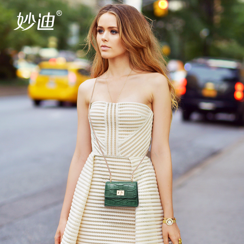 A2001 2017 fashion classic crocodile flap bag brand  mini small bags women  crossbody metal chain shoulder bag bolsas sac a main 2017 fashion all match retro split leather women bag top grade small shoulder bags multilayer mini chain women messenger bags