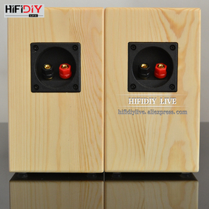 Image 4 - HIFIDIY LIVE 3 inch wood 15W*2 Passive 2.0 speakers HIFI Home/OFFICE desktop stereo audio Computer notebook speaker sound box A3
