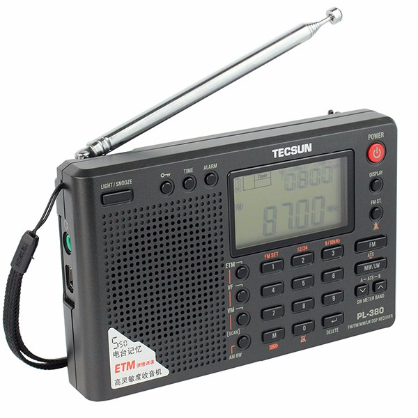 Hot TECSUN PL-380 DSP Radio (6)