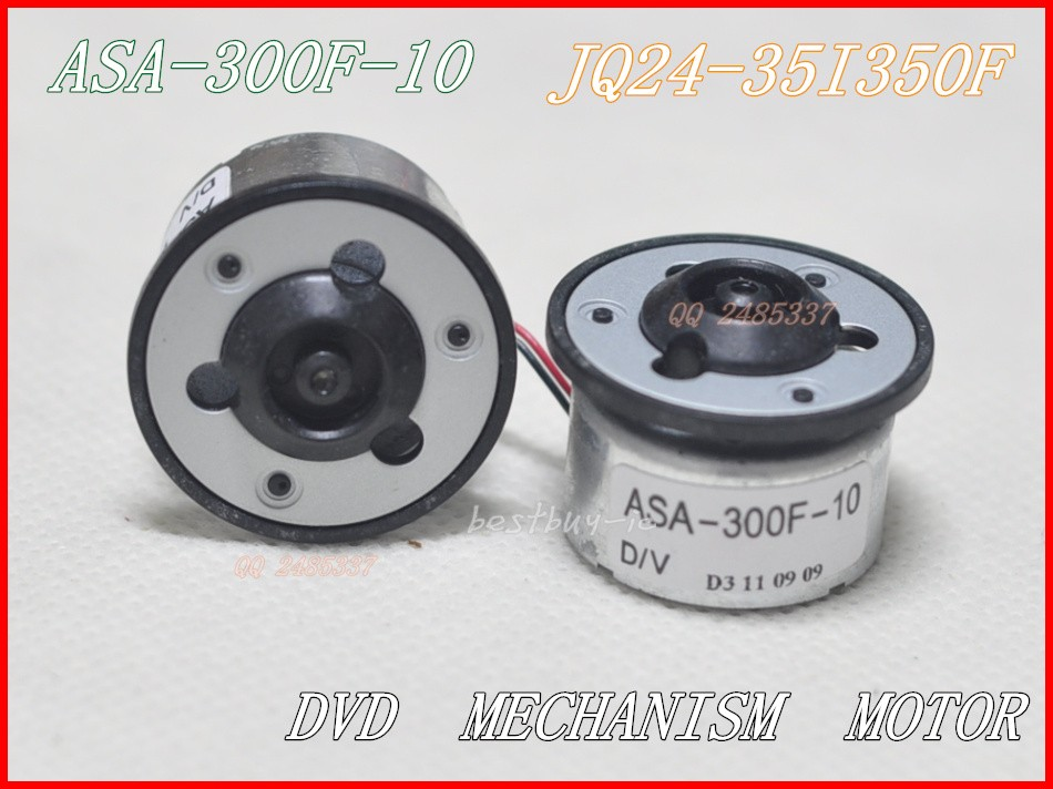 12350 DVD motor ASA-300F-10 JQ24-35I350FL JQ24-35I350F / JQ24-35H440 AD01 <font><b>SF</b></font>-<font><b>HD870</b></font> <font><b>SF</b></font>-HD868 mechanism spindle motor ASA-300F-10 image