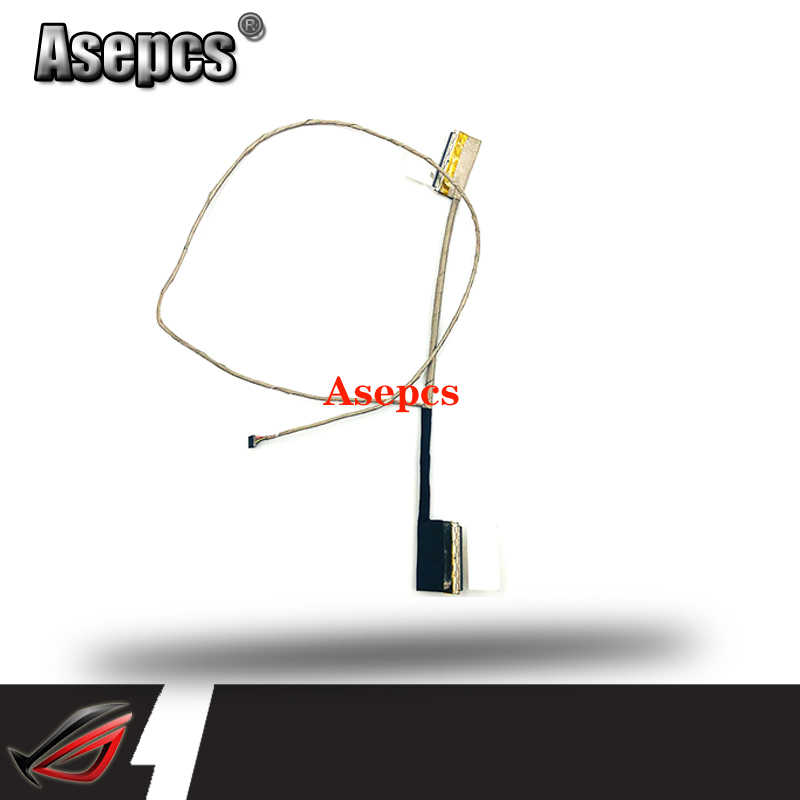 Nieuwe Laptop Lcd Kabel Voor Asus X453 X453MA X403m D403M F403M Pn: DD0XK1LC000 Vervanging Reparatie Led Lvds Cable