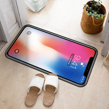 Home Texile 3D Personality Phone Printed Carpets Floor Rug Hallway Doormat Bedside Area Rug Bathroom Mat for Kitchen Room(China)
