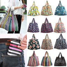 Foldable Handy Shopping Bag Reusable Tote Pouch Recycle Storage Handbags New