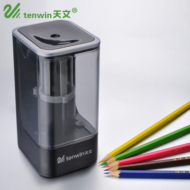 tenwin electric pencil sharpener electronic desktop school office