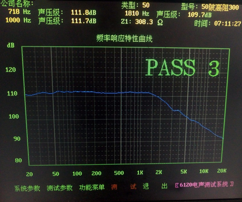 50mm zvučnička jedinica Plated berilij jedinica Visoka analiza - Prijenosni audio i video - Foto 6
