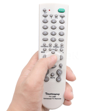 цена на Universal Smart TV Remote Control Suitable for Almost All Types of TV-sets White TV-139F Multi-functional Television Controller
