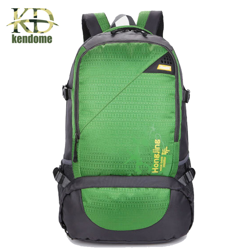 Outdoor Hiking Backpack 40L Instant Waterproof Anti-tear Quality Sports Bag Men Women Climbing Travel Cycling Sports Backpack