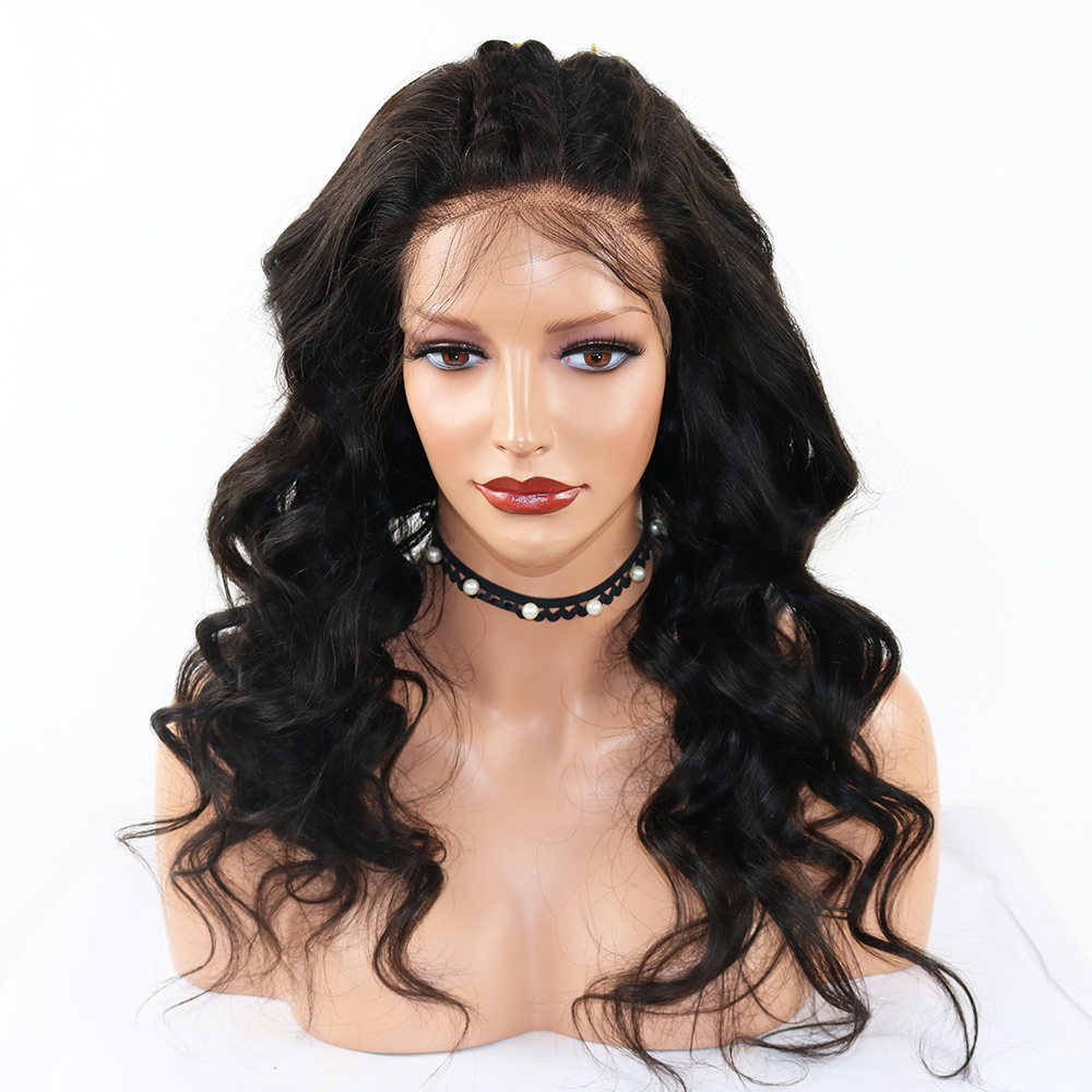 Eversilky 13x6 Lace Front Human Hair Wig Bleached Konts Pre-Plucked Hairline Lace Frontal Remy Human Hair Wigs For Black Women