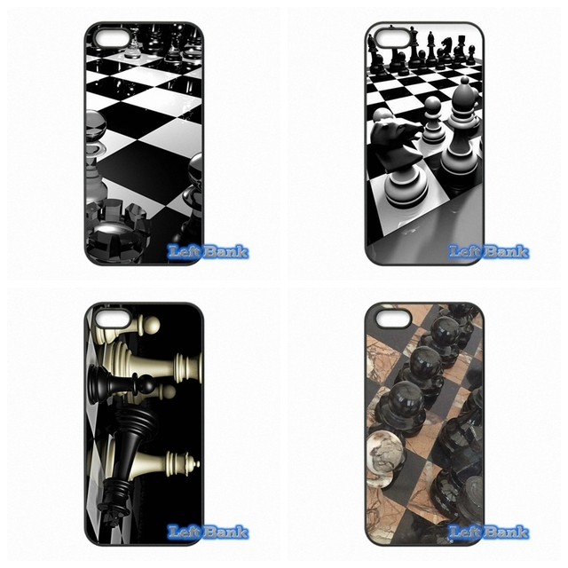 Chess Pieces And Chess Board Wallpaper Phone Cases Cover For Samsung